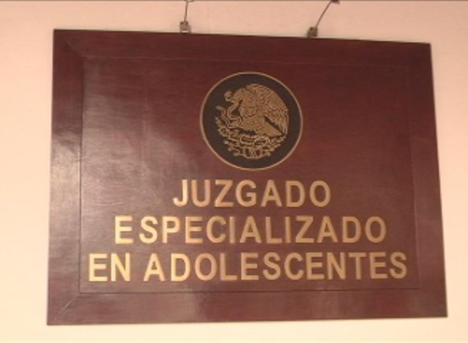 Juzgado adolescentes
