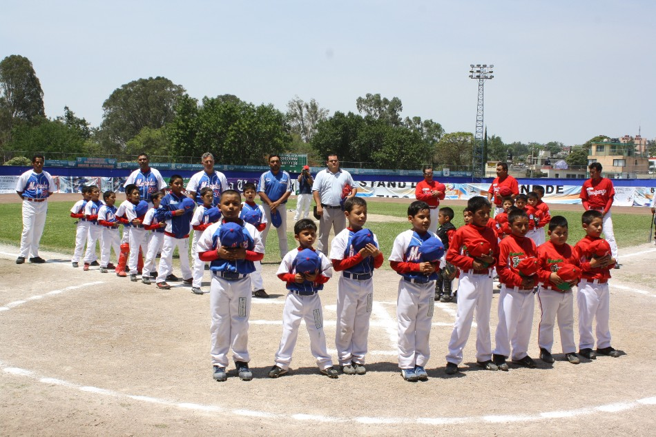 liga beisbol infantil: