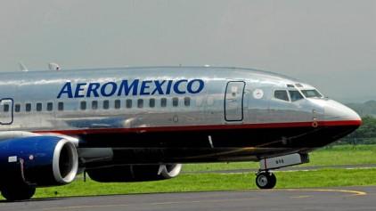 PRIMER VUELO EN LA RUTA MÉXICO - MANAGUA