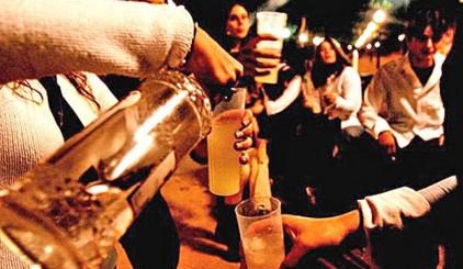 venta alcohol