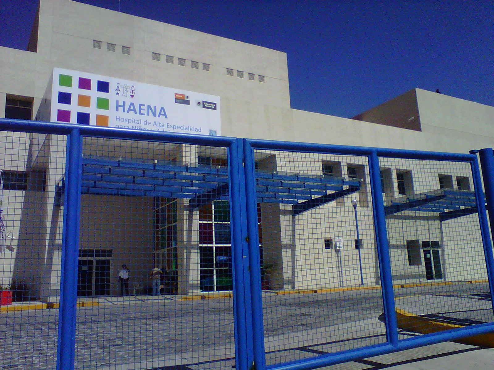 HOSPITAL DEL NIÑO ZAPATA