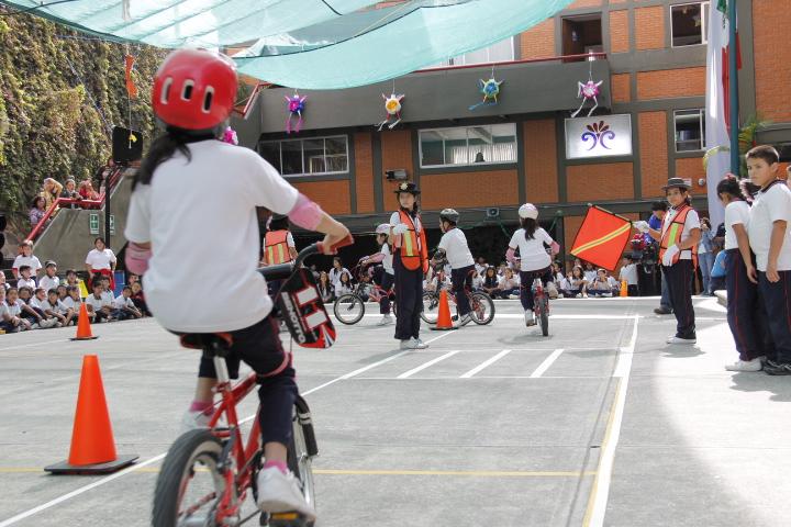 Circuito Vial : Realizan autoridades octavo circuito vial escolar zona