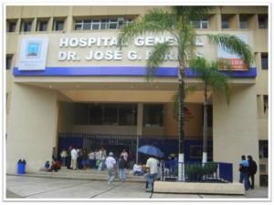 HOSPITAL GENERAL JOSE G. PARRES
