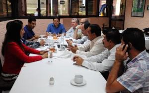 2 Jorge Messeguer, Delegado y Dips PRI