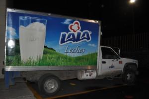 Camioneta Lala recuperada Tlaquiltenango