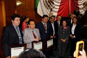 LII Boletín 482_Entrega Congreso Premio Estatal de Abogados Antonio Díaz Soto y Gama(1)