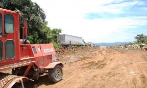 Obras de ampliación en autopista en TEPOZTLÁN 20130724_2271