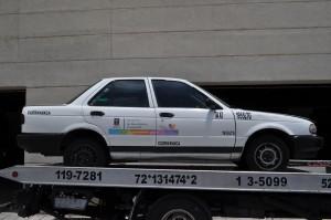 Taxi rep. robo