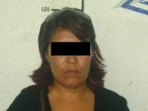 María Claudia Palacios Mendoza de 37 años