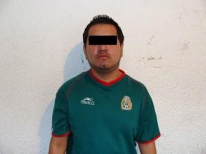 Marco Antonio de León Osorio de 23 años foto 1