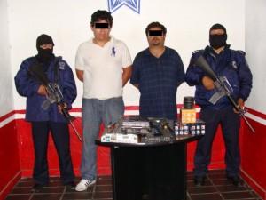 Miguel Emmanuel Herrera Juárez de 25 años y Manuel Jesús Gómez Méndez de 32 años