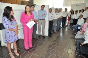 Entregan Credenciales Oficiales a Personal de la SEDESO (1)
