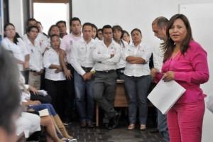 Entregan Credenciales Oficiales a Personal de la SEDESO (2)
