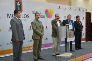 Jorge Messeguer, presentación nuevos funcionarios SSP20140109_1512