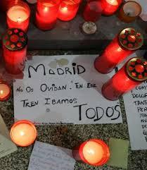 11 de marzo en espana:
