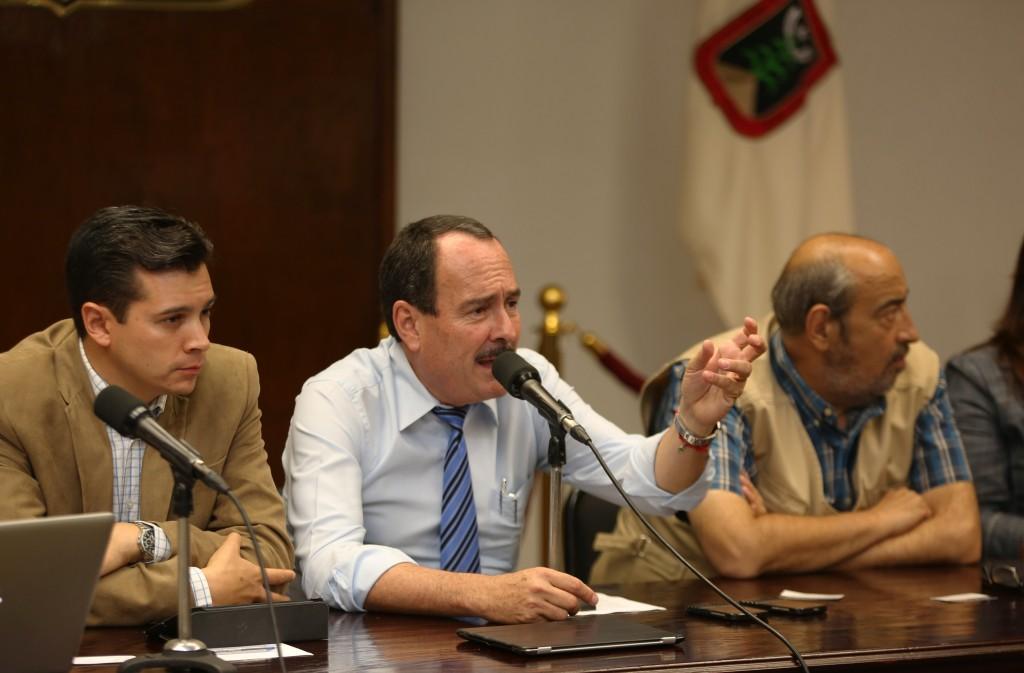 Jorge Messeguer, Dialogos x Morelos