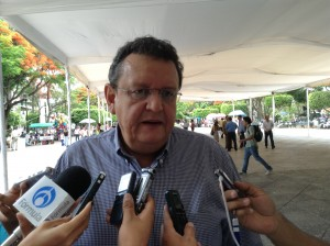 Jesús González Otero, alcalde de Cuautla