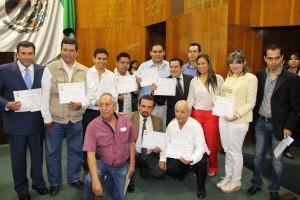LII Boletín 1042_Entrega Congreso Premio al Mérito Periodístico (2)