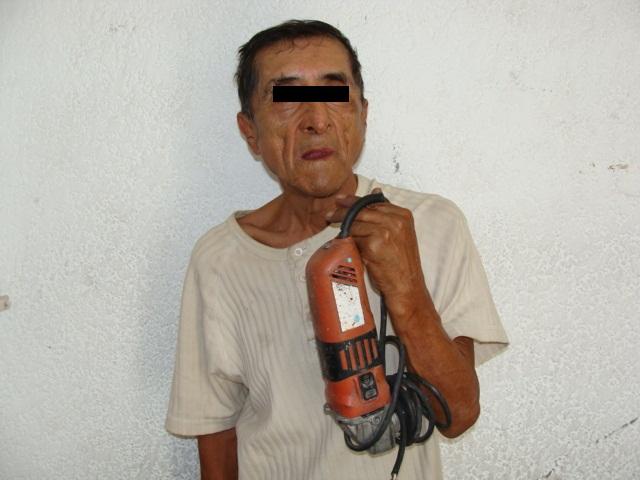 """Miguel """"N"""" de 67 años"""