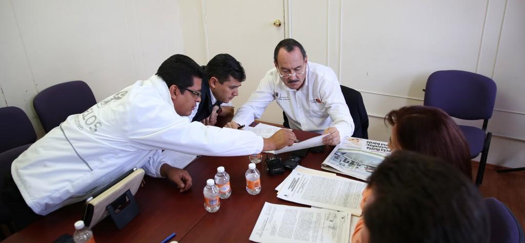 3 Reunión del Comite de Emergancias por Lluvias