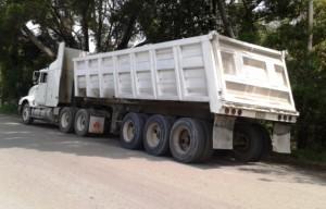 Camión DINA Robado Guanajuato