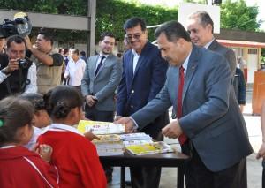 Campaña contra el Bullying en la Escuela Primaria Niños Heroes (6)