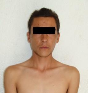 """Luis David """"N"""" de 29 años"""