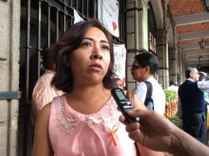 Aquilina García esposa alcalde Ocuituco