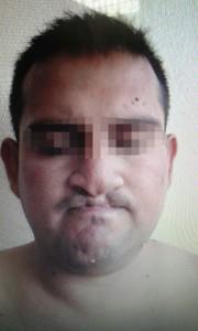 Alfredo estrada Mora de 29 años