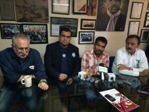 Bruno Plácido Valencia  líder de la Unión de Pueblos Organizados del Estado de  Guerrero
