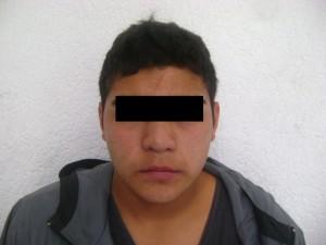 """Carlos """"N"""" de 18 años"""