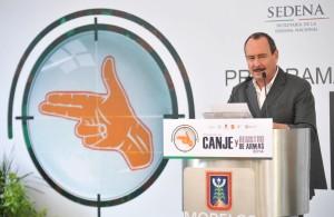 GRACO - INICIO DEL PROGRAMA DE CANJE Y RAGISTRO DE ARMAS 2014 (6)