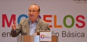 Graco Ramírez, Conferencia Magistral Educación Básica, WTC, Octubre, 2014 (15)