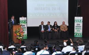 Inauguración de la expo ahorro infantil en el marco del foro alternativas verdes (5)
