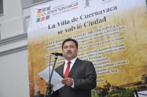 JMB en el Festejo de 180 Años de la Ciudad de Cuernavaca (3)