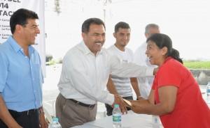 JMB en la Clausura del Programa del Empleo Temporal 2014 (2)