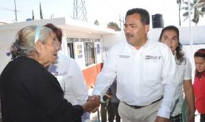 JMB en la Inauguración de Comedor Comunitario  en la Colonia Cuauhtémoc (4)