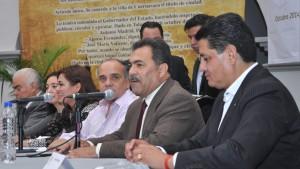 JMB en la Presentación de la Obra Intitulada Contituyuntes de Apatzingán (2)
