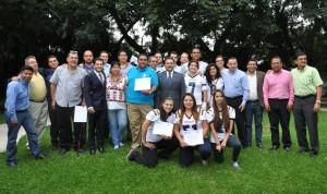 JMB entrego Reconocimientos a los equipos de Futbol Americano Panteras y Osas (4)