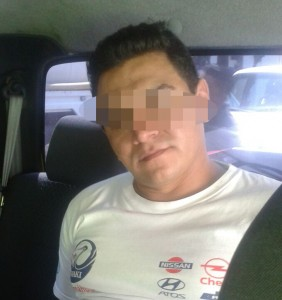Jorge Arturo Orta Piña de 31 años