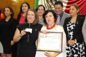 LII Boletín 1196_Entrega Congreso Presea Xochiquetzalli 2014