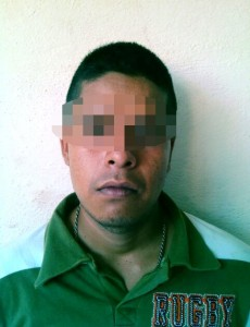 2 Irving García Guadarrama, 22 años de edad (Acompañante), originario del Estado de Morelos.