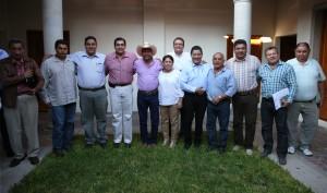 5 Reunión con Alcaldes de la Zona Oriente