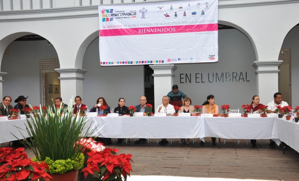IX Reunión de la Red Estatal de Municipios por la Salud 2014 (2)