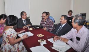 JMB en Reunión con Diputados de la Comisión de Hacienda del Congreso del Estado de Morelos (1)