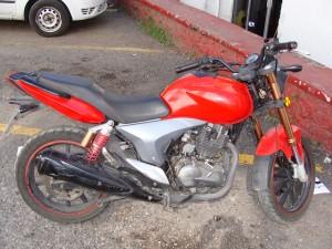 motocicleta foto 1
