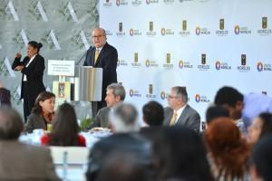 Graco Ramírez, homenaje a Premio nacional de Ciencias y Artes, Anticavilla, Diciembre, 2014 (7)