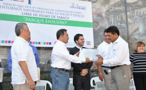 JMB en la Certificación del Parque Ensueño (4)