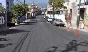 Pavimentación Asfáltica en la Avenida Álbaro Obregón  (2)