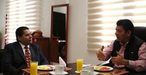 Reunión con el Dr. Cipriano Sotelo (1)